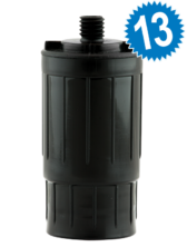 Bakker's Dozen Extreme Bottle Replacement Filters