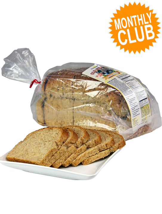 Salba Bread Monthly Club