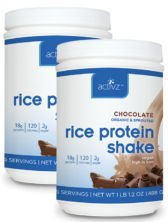Chocolate Rice Protein