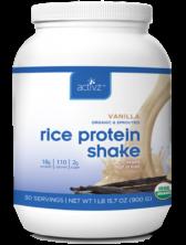 Activz™ Vanilla Rice Protein Shake