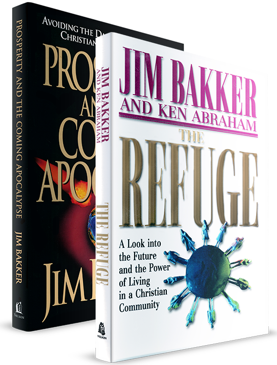 The Refuge and Prosperity and the Coming Apocalypse Bundle