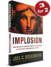 3 for 2 Implosion: Can America Recover from Its Economic and Spiritual Challenges in Time?
