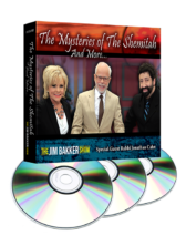 The Mysteries of the Shemitah and more... DVD Set