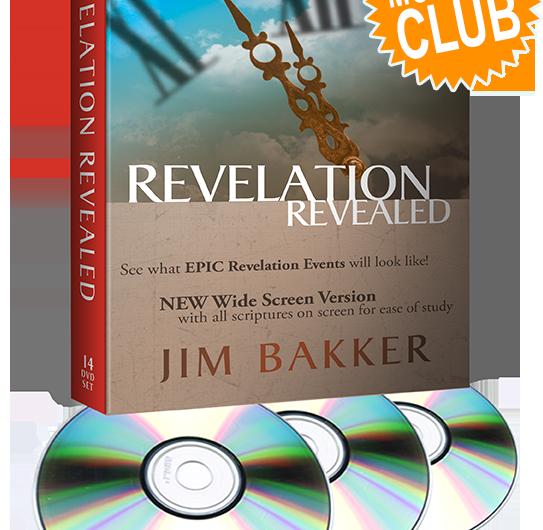Revelation Revealed DVD Set Monthly Club