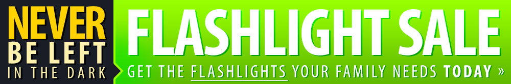 Shop Flashlight Specials