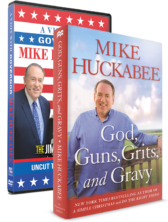 A Visit with Governor Mike Huckabee