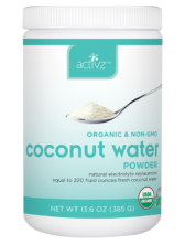 Activz™ Coconut Water Powder