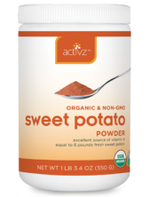 Activz™ Sweet Potato Powder