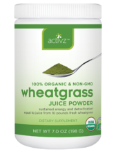 Wheatgrass Powder