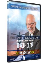 The Rapture Chapters: Revelation 10 & 11 DVD Set