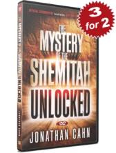 3 for 2 The Mystery of the Shemitah Unlocked DVD