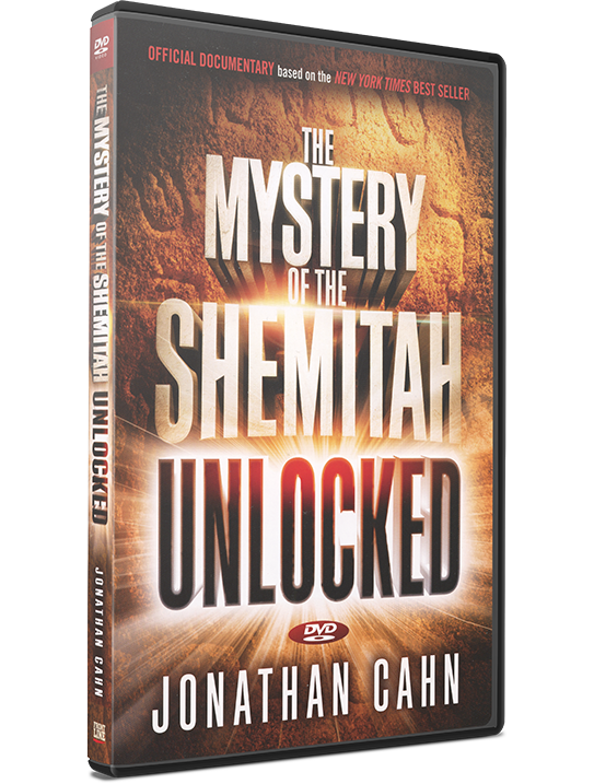 The Mystery of the Shemitah Unlocked DVD