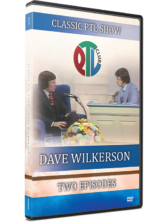 Dave Wilkerson Classic PTL DVD