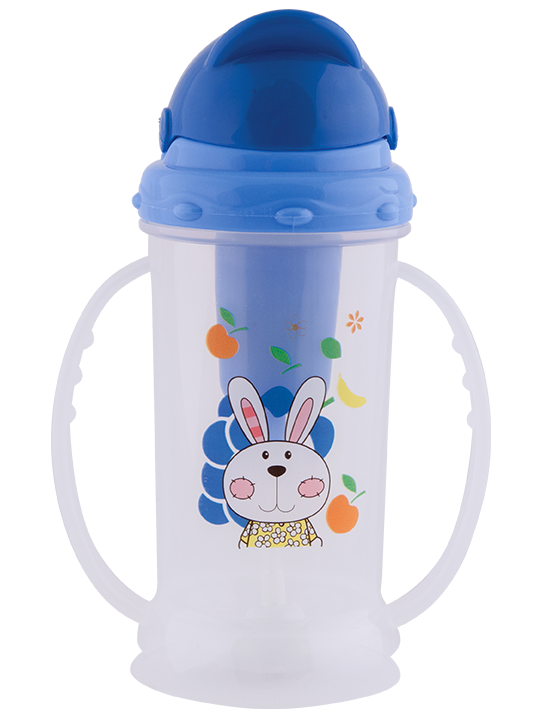 Blue Toddler Bottle