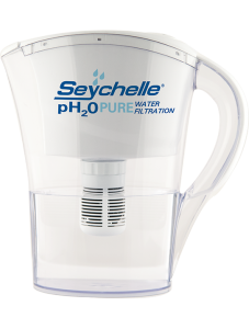 pH2O Water Pitcher