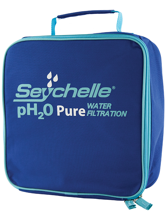 pH2O Water Pitcher Carrying Case