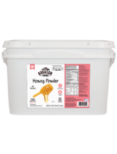 Honey Powder Bucket (2 Gallon)