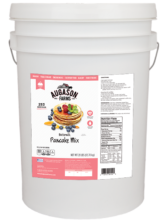 Buttermilk Pancake Mix - 6 Gallon