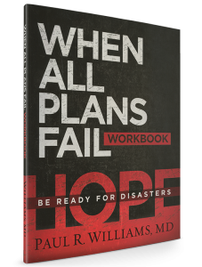 When All Plans Fail: Be Ready for Disasters Workbook