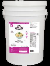 Augason Farms Potato Dices (6 Gallon)