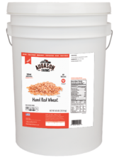 Hard Red Wheat (6 Gallon)
