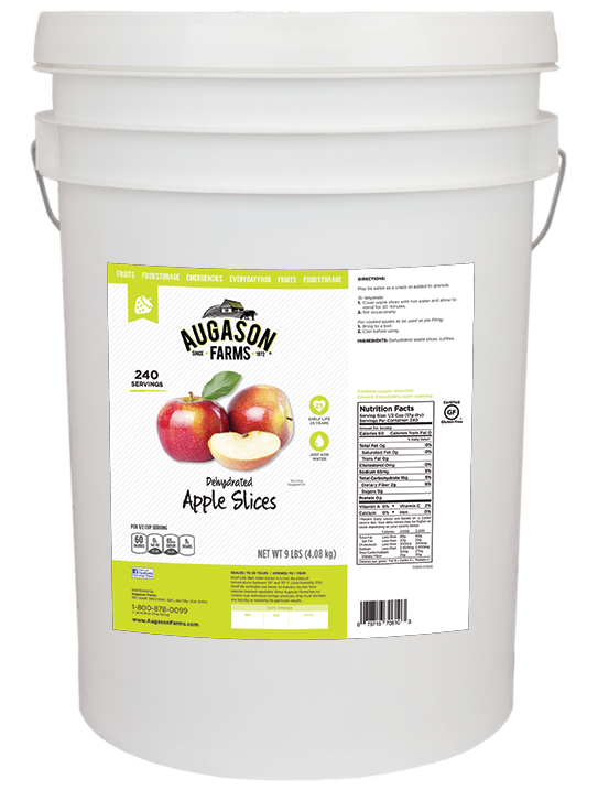 Apple Slices (6 Gallon)
