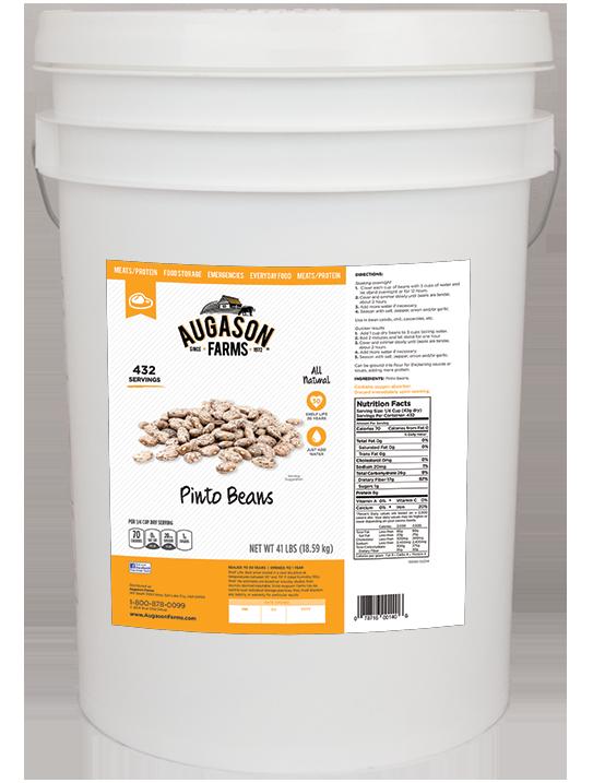 Pinto Beans (6 Gallon)