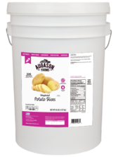 Augason Farms Potato Slices (6 Gallon)