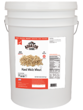 Hard White Wheat (6 Gallon)