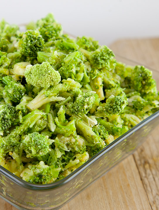 Broccoli Florets & Stems