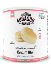 Augason Farms Buttermilk Biscuit Mix #10 Can