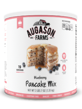 Augason Farms® Blueberry Pancake Mix #10 Can
