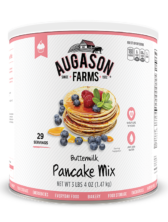 Augason Farms® Buttermilk Pancake Mix #10 Can