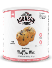 #10 Can Blueberry Muffin Mix