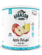 Augason Farms® Apple Delight Drink Mix #10 Can