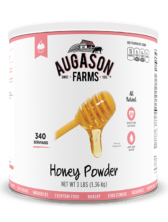 Augason Farms® Honey Powder #10 Can