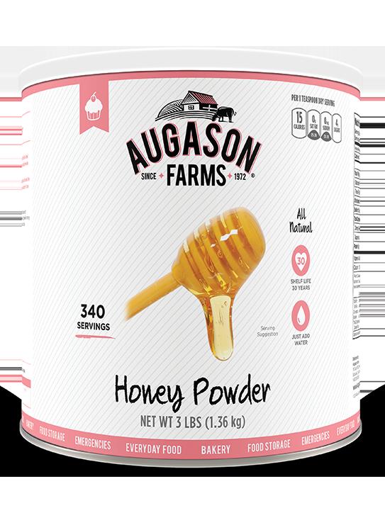 Augason Farms® Honey Powder #10 Can