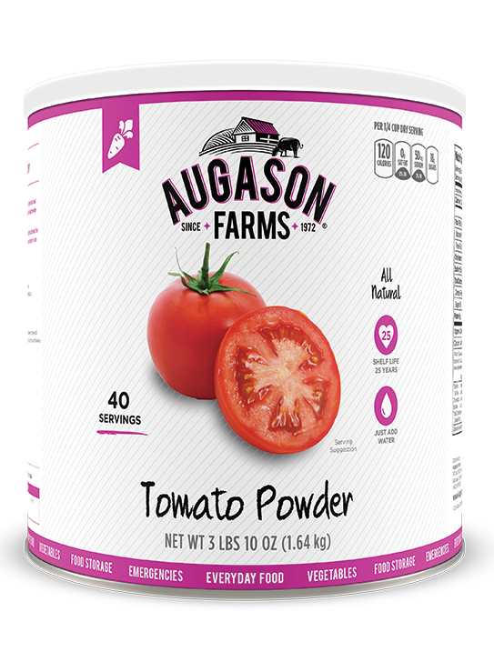 Augason Farms® Tomato Powder #10 Can