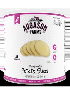 Augason Farms® Dehydrated Potato Slices #10 Can