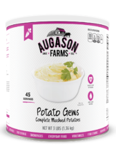 Augason Farms® Potato Gems #10 Can