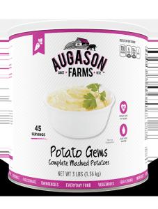 Augason Farms® Potato Gems #10 Can