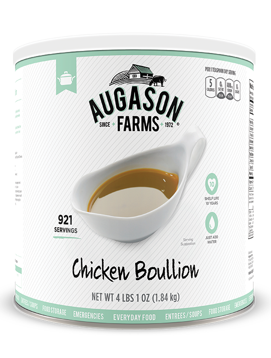 Augason Farms® Chicken Bouillon #10 Can