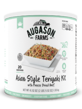 Augason Farms® Asian Style Teriyaki #10 Can