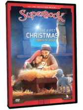 Superbook: The First Christmas
