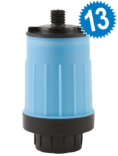Bakker's Dozen pH2O Bottle Replacement Filter