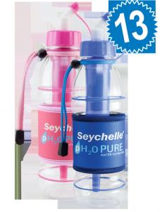 Bakker's Dozen Seychelle® pH2O Sport Bottles