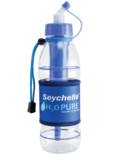 pH2O Sport Bottle - Blue