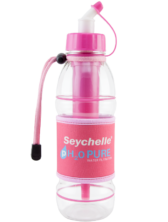 pH2O Sport Bottle - Pink