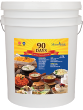 90 Day Bucket