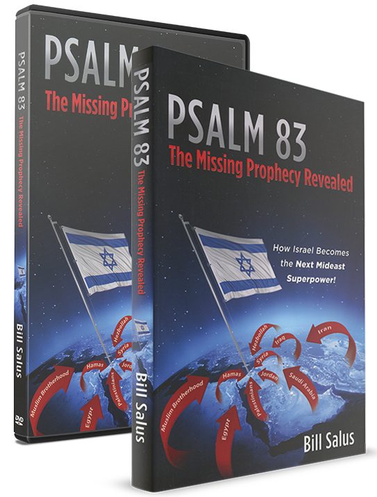 Psalm 83: The Missing Prophecy Revealed Book & 3 Disc DVD Set